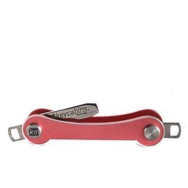 Aliuminio raktų pakabukas keycabins 3
