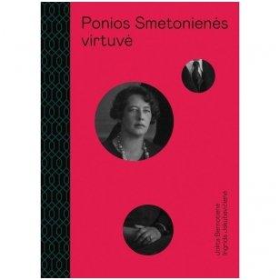 Knyga Ponios Smetonienės virtuvė