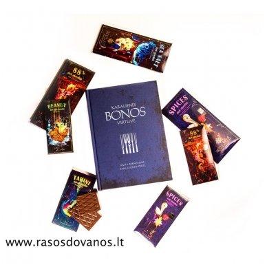 """Knyga """"Karalienės Bonos virtuvė"""" 2"""