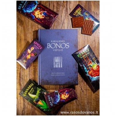 """Knyga """"Karalienės Bonos virtuvė"""""""