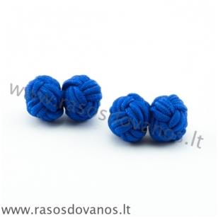 Medžiaginės  sąsagos mėlynos