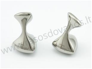 Titanium cufflinks 2