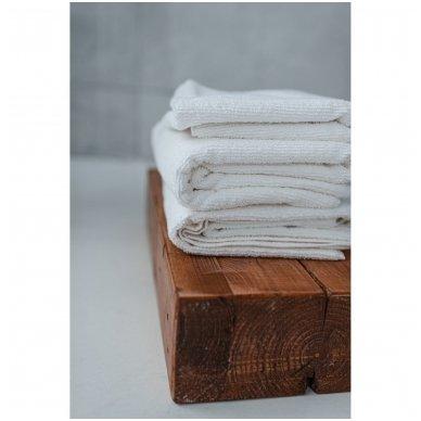 Veido rankšluostis su kanapės pluoštu (45x90cm, 700g/m2) 3